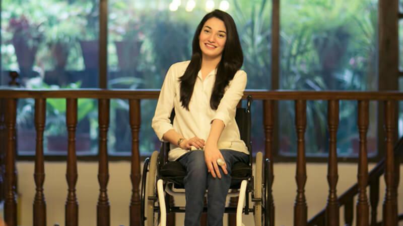 Muniba Mazari - Iron Lady Of Pakistan