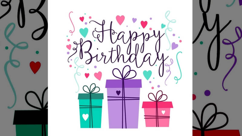 Happy Birthday Song made by Music Industry