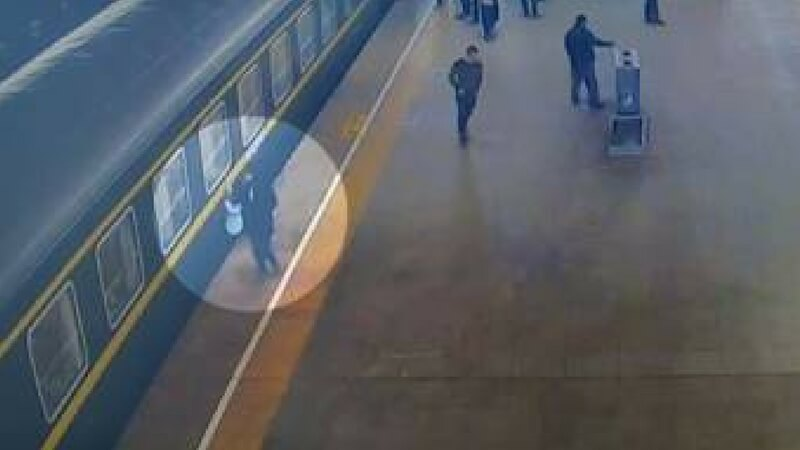 Train Station accidents