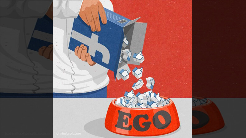 Facebook –People Who Need An Ego Boost Are More Attracted