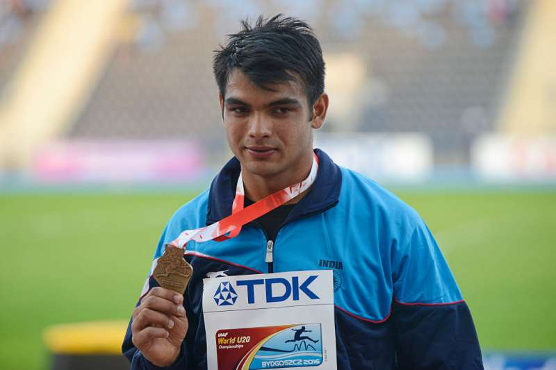Neeraj Chopra Created History In Athletics, Sets U20 Javelin World Record