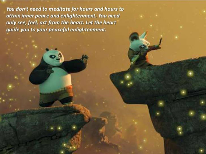 14 Life Lessons You Learn From The Infinite Wisdom Of Kung