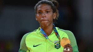 best and worst moments of Rio Olympics 2016 Rafaela Silva