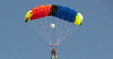 Man Falls To Death While Parasailing, Disturbing Video