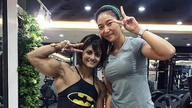India's Strongest Girl Europa Bhowmik