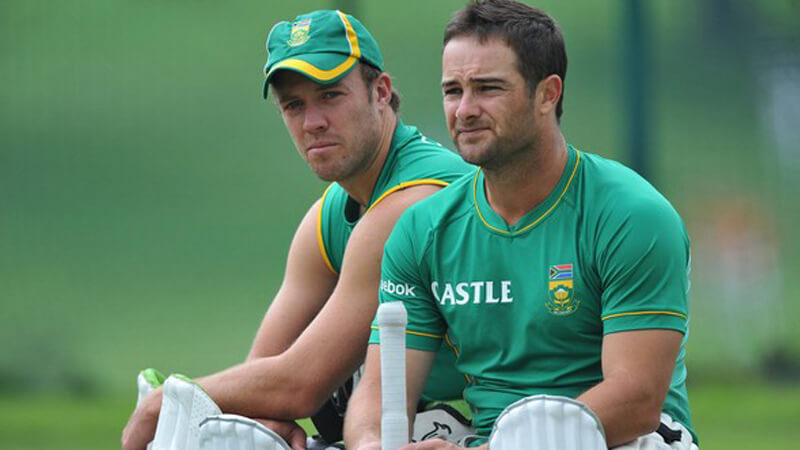 Virat Kohli Sends Emotional Message To AB de Villiers On His Retirement From International Cricket