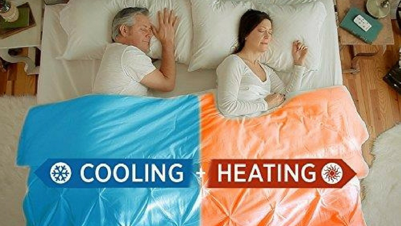 Preferred Temperature Bedsheets