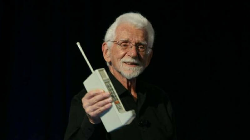 First Wireless phone