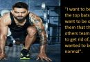 Virat Kohli's Fitness Secret Will Inspire You To Join The Gym Today