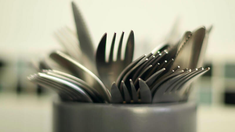 Forks And Spoons Found In Woman's Stomach