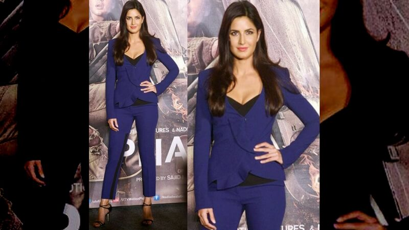 Suit Dress Katrina Kaif
