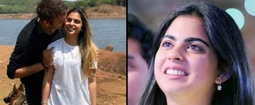 Isha Ambani Engaged