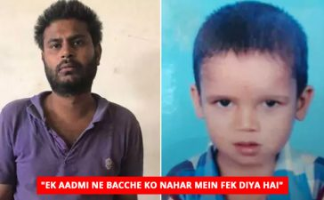 Alwi Throws 6 Year Old Son Into Canal For Asking Momos