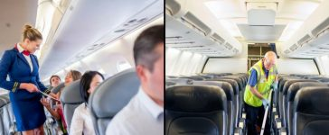 Airplane secrets flight attendants won't tell