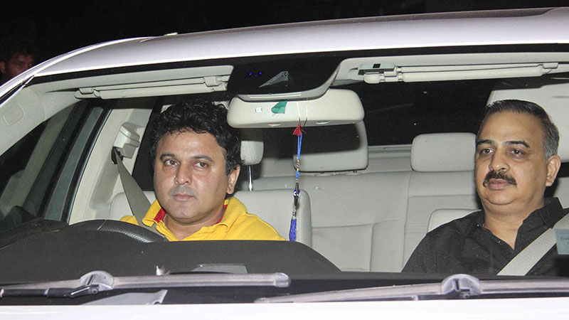 Ali Asgar owns a Mercedes and Honda City