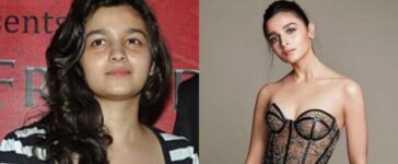 Celebrities Alia Bhatt Fat To Fit