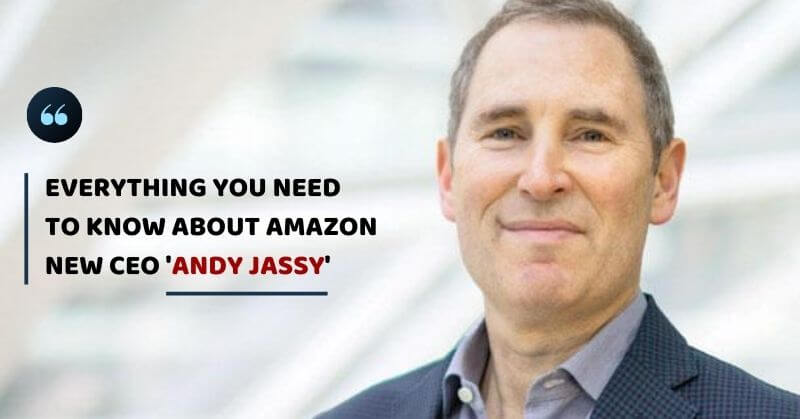 Andy Jassy Facts