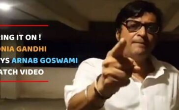 Arnab Goswami attacked by goons