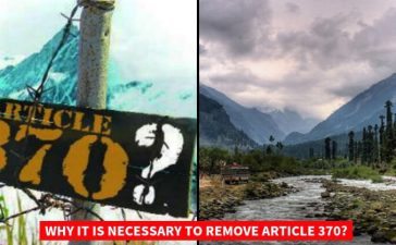 Article 370 Removal