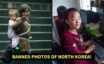 BANNED PHOTOS OF NORTH KOREA