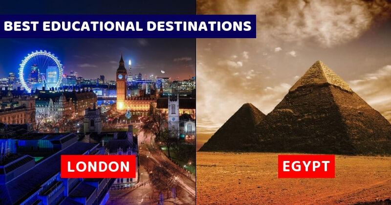 Educational Travel Cities
