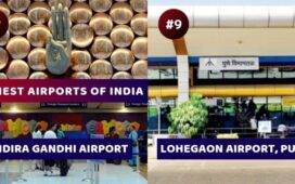 BUSIEST AIRPORT OF INDIA