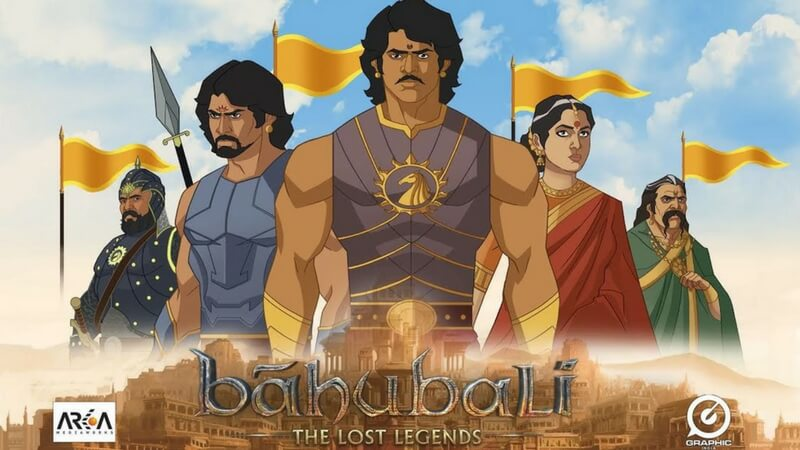 Bahubali animated series