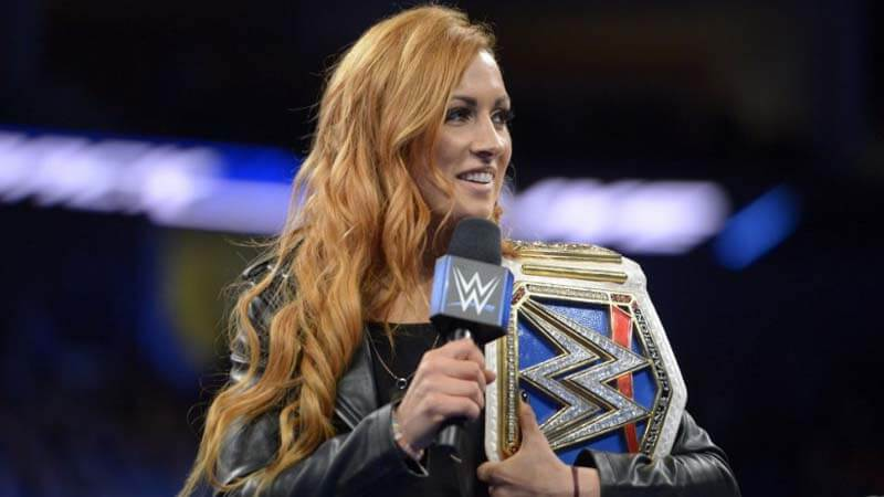 Becky Lynch Become The Man