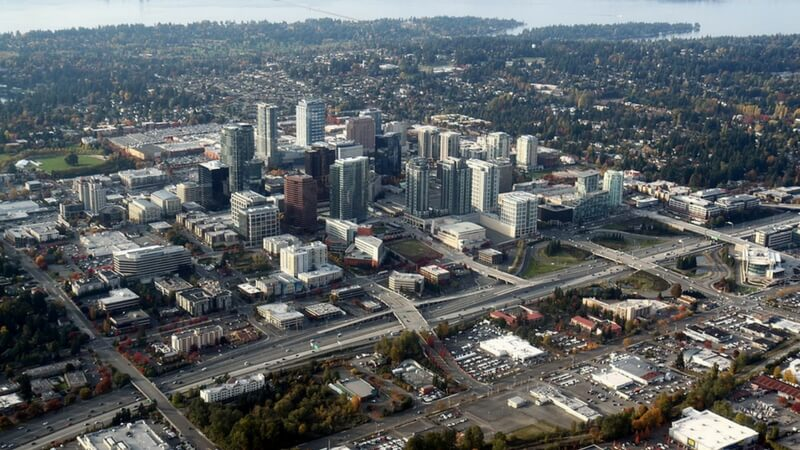 Living in Bellevue, Washington