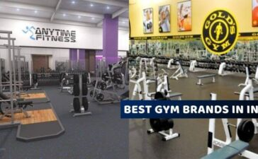 Best Gym Brands In India