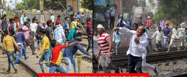Railway dalit incident
