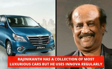 Bollywood Stars Using Toyota Innova