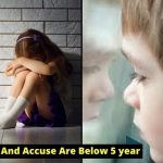 4 Year Old Kid Charged For Raping The Girl Of Same Age