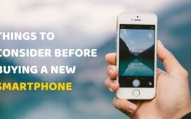 Buying A New Smartphone