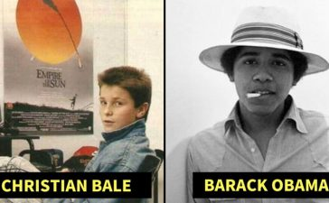 Famous Celebrity looks before they were famous