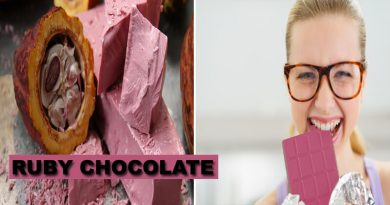 Scientists Have Discovered The Fourth Type Of  Chocolate, It Is Naturally Pink And Is Known As Ruby Chocolate