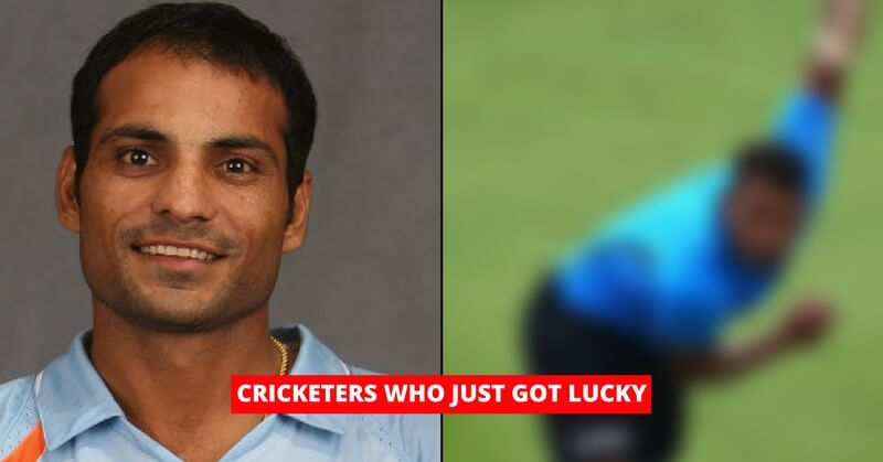 Lucky Cricket Players