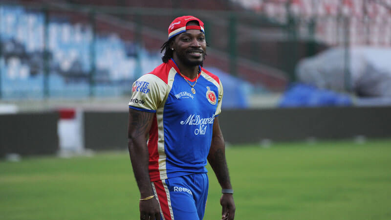 Chris Gayle Did Bhangra