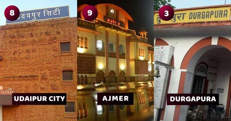 Cleanest Railway Stations 2019