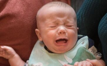 Colicky Baby Crying