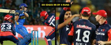 IPL 2018 Match 32 DD vs RR
