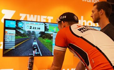 Zwift App Raises $120 Million