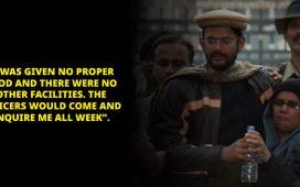Hamid Ansari Prisoned In Pakistan