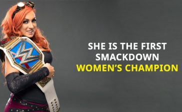 Becky Lynch WWE Superstar