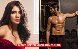 India's Hottest Vegetarian For 2018