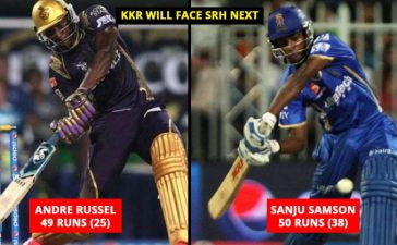Match 58, IPL 2018 KKR vs RR