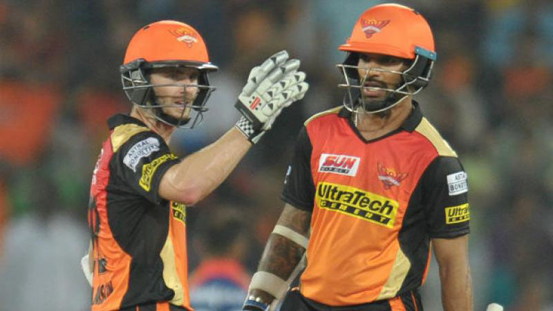 Sunrisers Hyderabad Batting