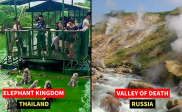 Dangerous Tourist Destinations