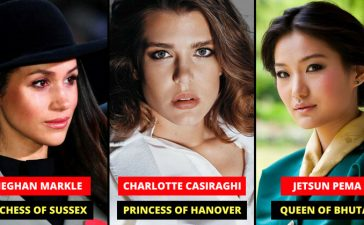 Beautiful Princesses Around The World