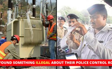 Electricity Worker Mistreated By Police